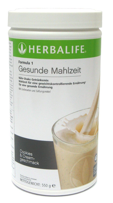 Herbalife Formula 1 Shake - Dieta saludable / adelgaza / Comida Reemplazo de solución: Amazon.es: Deportes y aire libre
