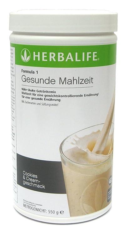 Herbalife Formula 1 Shake - Dieta saludable / adelgaza / Comida Reemplazo de solución