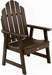 product image for highwood AD-CHGC1-ACE Westport Garden Chair, Weathered Acorn