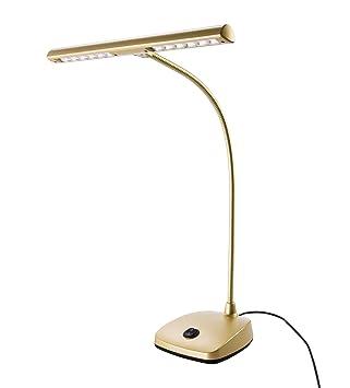 M Pour Piano Leds À Or Lampe Couleur Kamp; 12297 jL35AR4