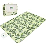 Large Waterproof Outdoor Blanket by MIUCOLOR, Sandproof Picnic Blanket for Camping Hiking Grass Travelling -Triple Layers