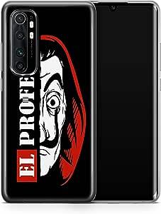 Covery Cases Silicon Back Cover For Xiaomi Mi Note 10 Lite - Multi Color , 2725609610884