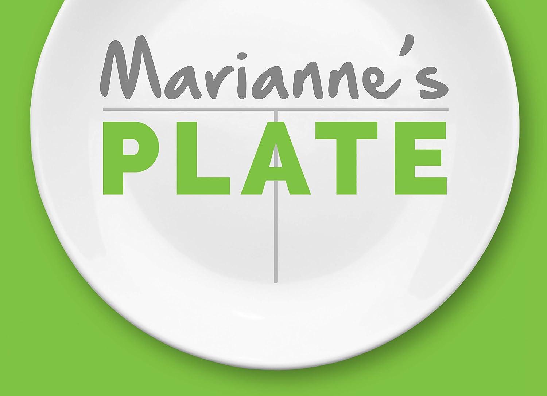 Mariannes PLATE Melamine Classic