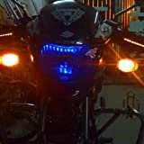 2-Pin Electronic LED Flasher Relay FIX Motorcycle