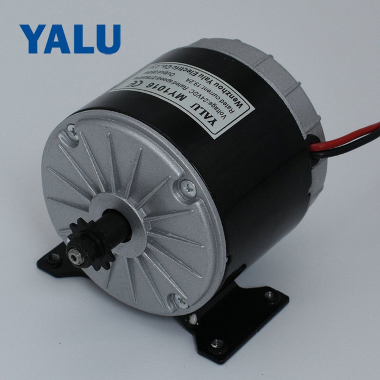 Buy 24v Motor 250 W My1016 For Electric Bike Tricycle Dc Power Wiring In Addition Car Conversion Kits And Black Silver Online At Low Prices India