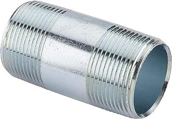 3 in. long 25-Pack Diameter 3//4 in Galvanized Nipple Rigid//IMC Conduit