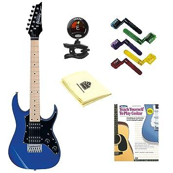 guitare electrique 3/4 ibanez