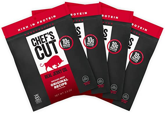 Chef's Cut Real Steak Original Recipe Jerky