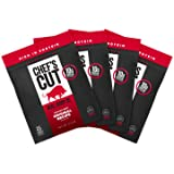 Chef's Cut Tender Real Steak Jerky, Original Recipe, 2.5 Ounce (Pack of 4)