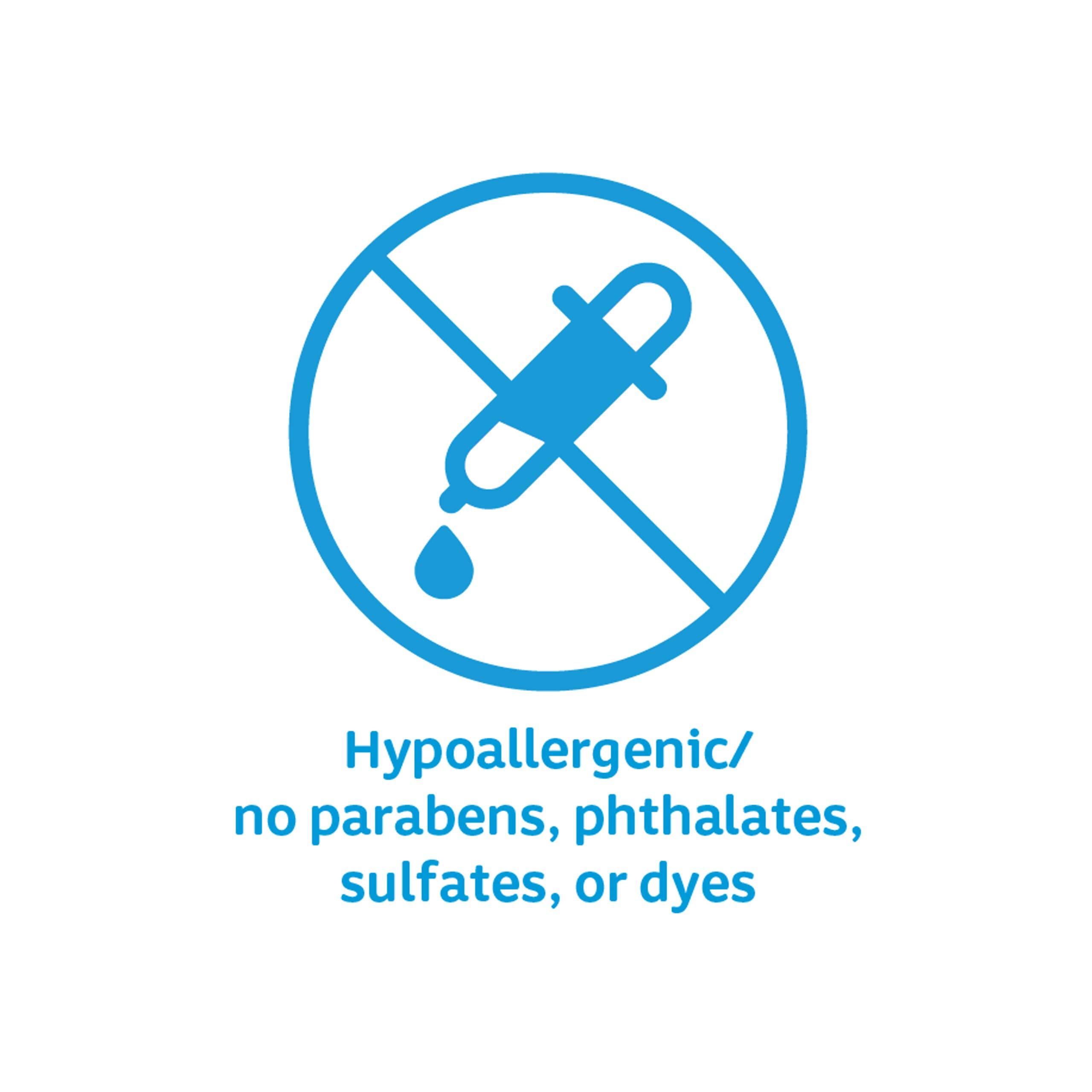 Johnson's Tear Free Baby Shampoo, Free of Parabens, Phthalates, Sulfates and Dyes, 20.3 fl. oz