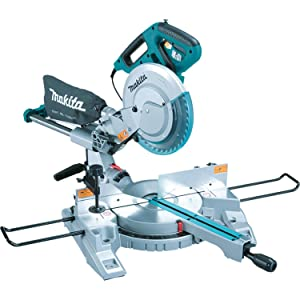 Makita LS1018 Corded-Electric Dual Slide Compound Miter Saw
