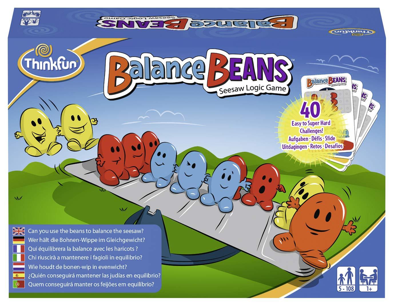 Ravensburger 76344Thinkfun Balance Beans Jeu