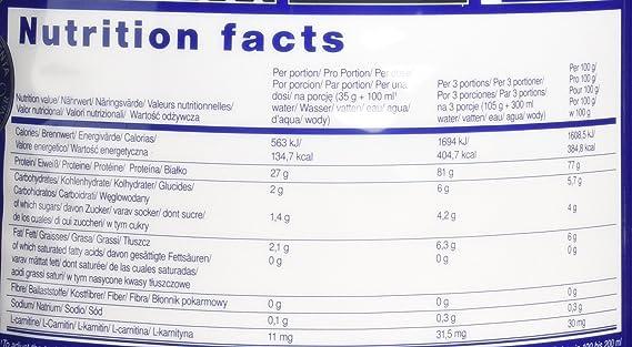 Olimp Sport Nutrition System Protein 80 Proteína, Sabor Plátano - 2200 gr: Amazon.es: Salud y cuidado personal
