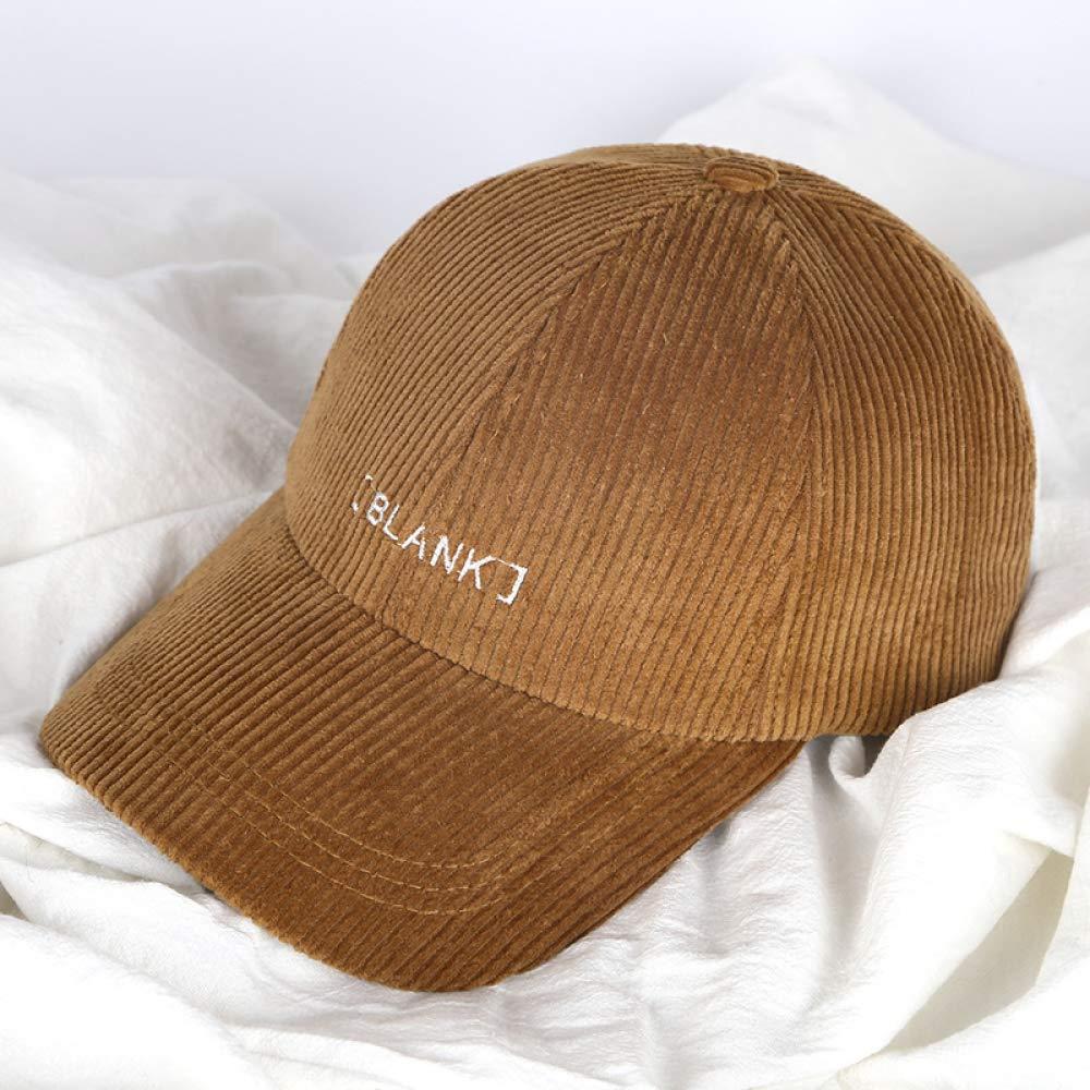 AMZ Carta Coreana Bordada Gorra de Pana Sombrero Femenino Otoño E ...