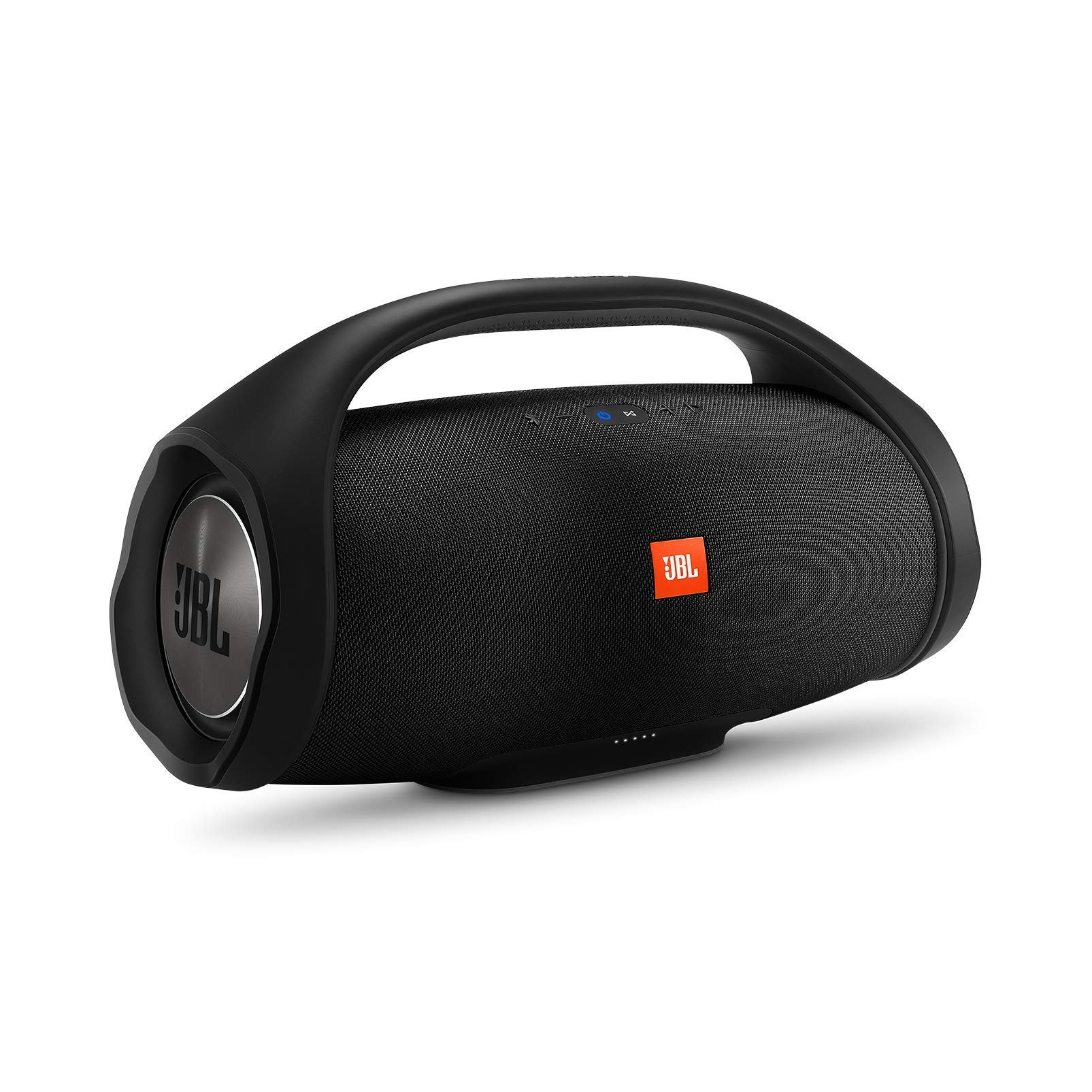 JBL Boombox Portable Bluetooth Waterproof Speaker (Black) (Renewed) by JBL (Image #1)