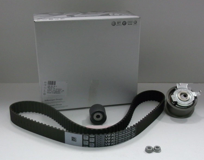 Kit de distribution de courroie de distribution moteurs 1.4TDi 1.9TDi 2.0TDi Pi/èces dorigine Volkswagen