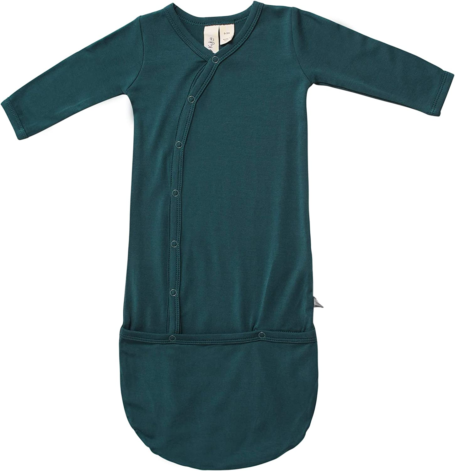 Unisex Baby Sleeper Gowns Made of Soft Bamboo Rayon Material KYTE BABY Bundlers