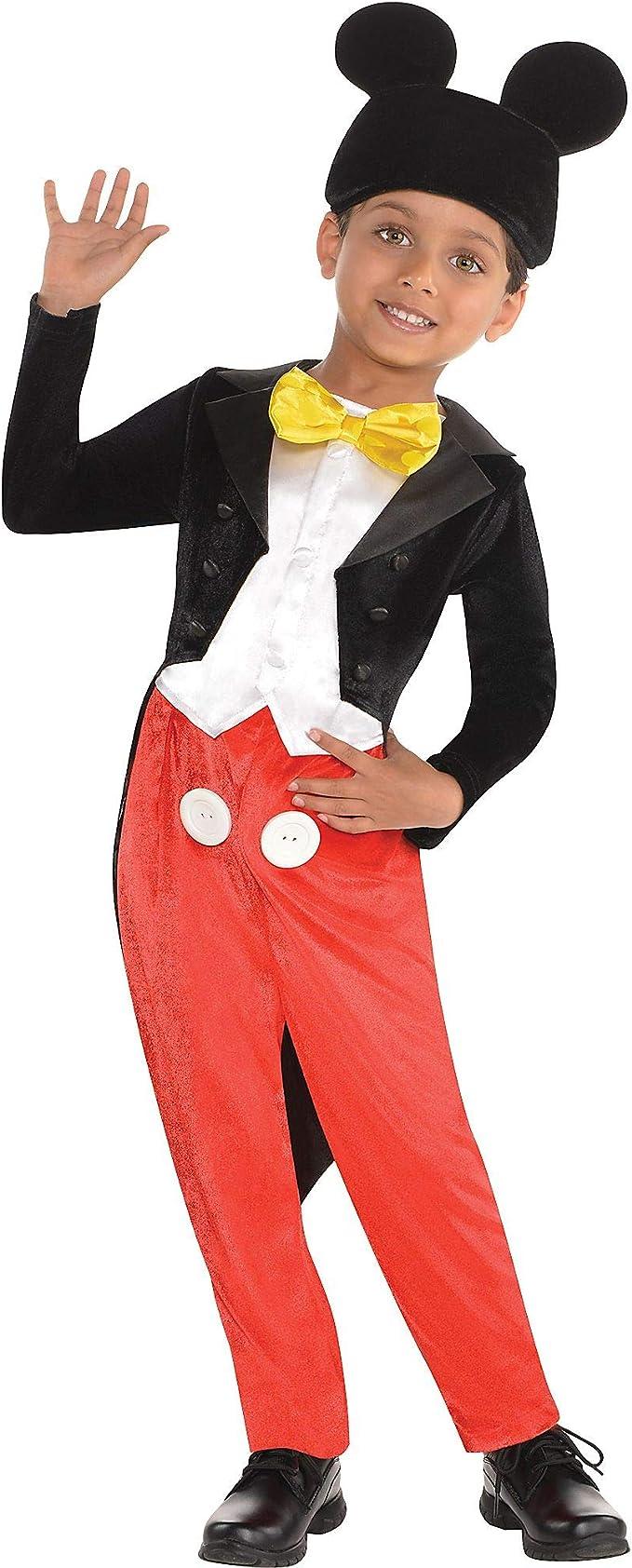 Costumes USA Disfraz clásico de Mickey Mouse de Estados Unidos ...