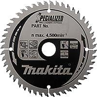 Makita b-29452TCT hoja de sierra 165x 20x 52T