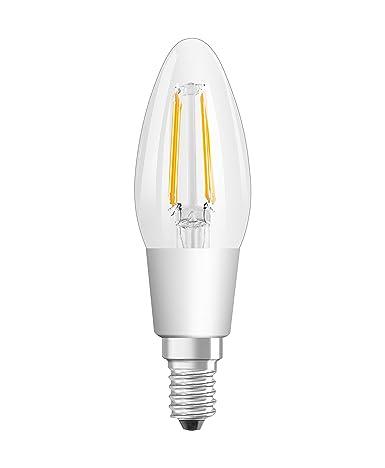 Osram 808140 Bombilla LED E14, Blanco