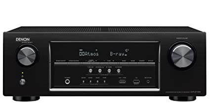 Denon AVRS710W-R Refurbished 7 2 Channel Full 4K Ultra HD AV Receiver with  Bluetooth & WIFI