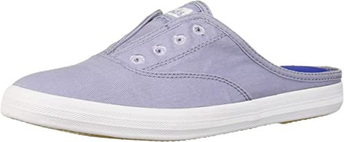 Moxie Mule Washed Twill Sneakers