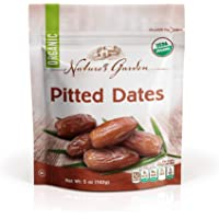 Nature's Garden Organic Pitted Dates - 5 oz.