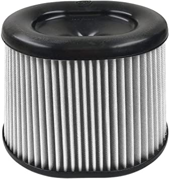 S/&B Filters Replacement Air Filter Disposable - KF-1037D Dry