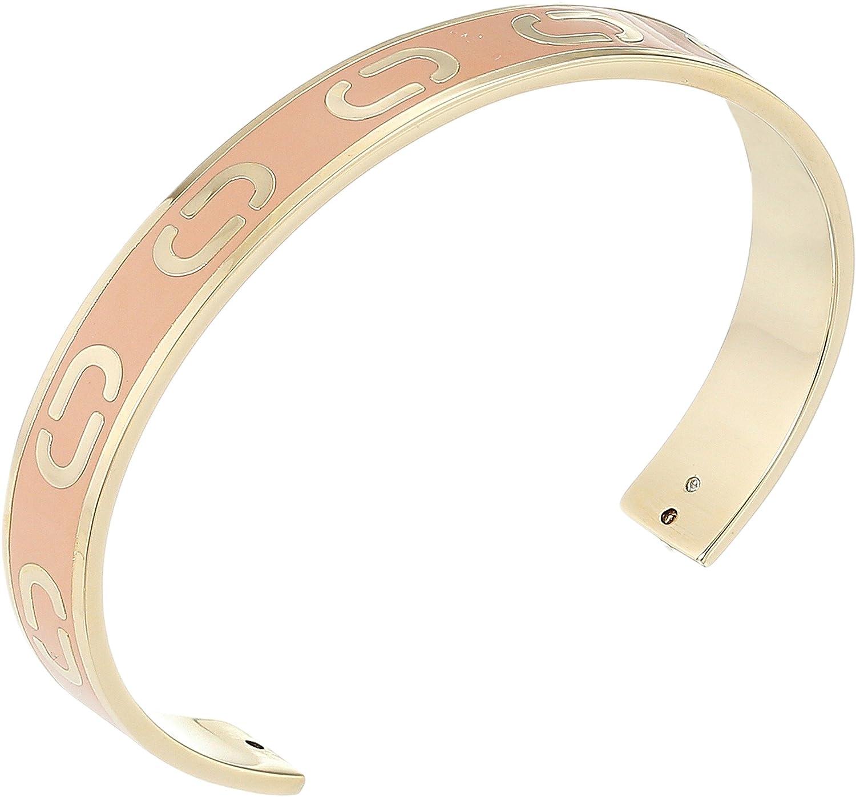 Marc Jacobs Spring 2017 Icon Enamel Cuff Bracelet