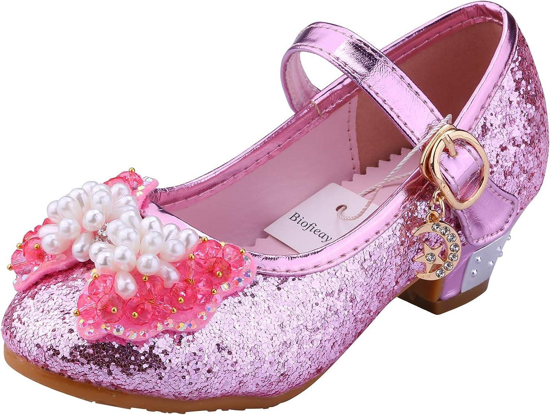 Zapatos para ni/ña para Fiestas Biofieay con Purpurina