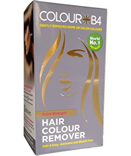 Amazon myhd my haidresser salon professional do it yourself colour b4 hair colour remover extra strength solutioingenieria Gallery
