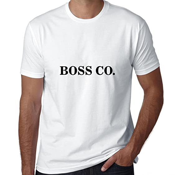 boss co t shirt