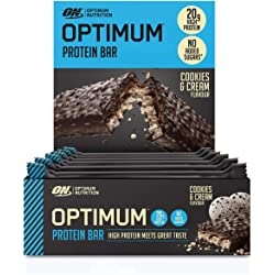 Optimum Nutrition ON barritas