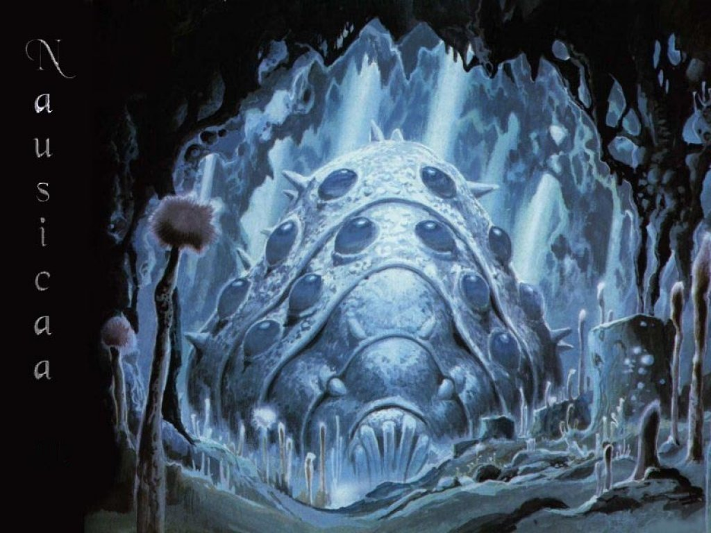 Posterhouzz Movie Nausicaa Of The Valley Of The Wind Hd Wallpaper