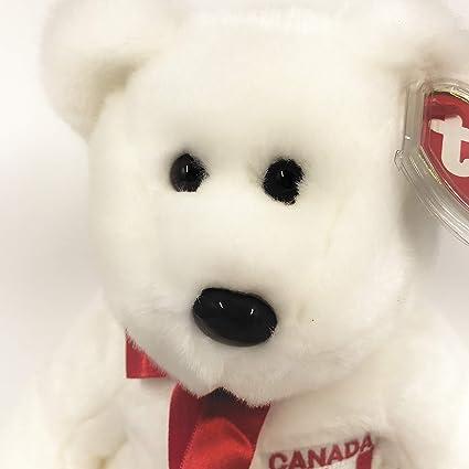 Amazon.com  TY Beanie Buddy - MAPLE the Bear (Canada Exclusive ... dbe6f296732
