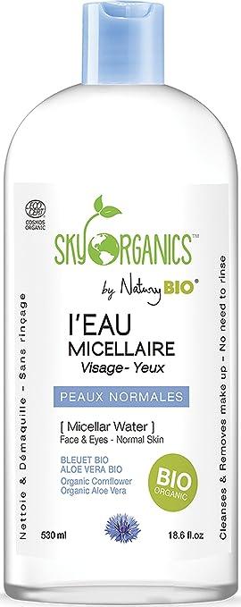 Organic Micellar Cleansing Water by Sky Organics