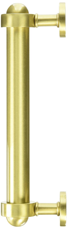 Allied Brass 402A-SBR 8 Inch Door Pull 8 Satin Brass