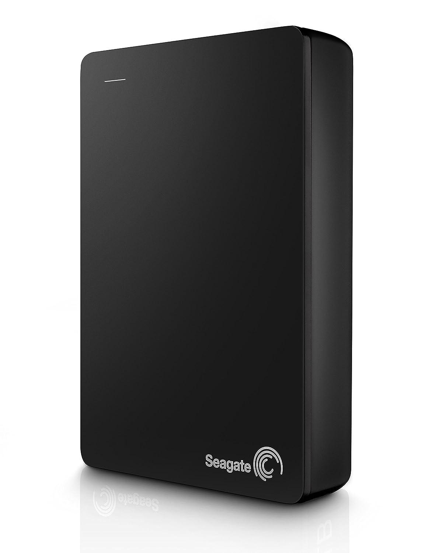 Seagate Backup Plus 4TB Portable External Hard Drive USB 3.0, Silver (STDR4000900)