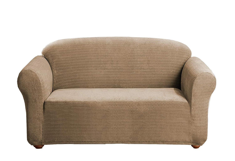 Amazon.com: Linen Store - Funda para sofá de tela jacquard ...