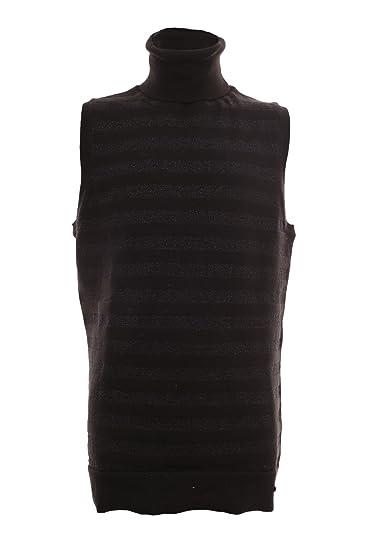 viele modisch präsentieren Farben und auffällig s.Oliver Pullunder Damen Pullover Rollkragen: Amazon.de ...