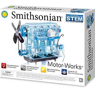 Smithsonian Motor-Works: Toys & Games