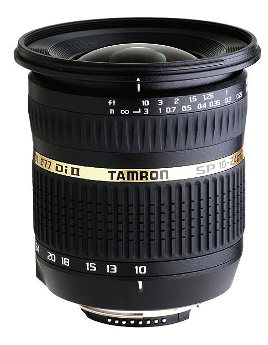 78 opinioni per Tamron SP AF 10- 24mm F/3.5- 4.5 Di II Obiettivo grandangolare per APS-C Nikon
