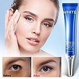 SHILLS Eye Gel for Dark Circles, Puffiness, Avoids dark spot, smooth and brighter skin