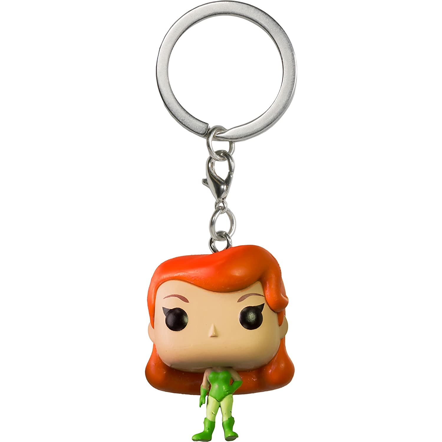 Poison Ivy: Funko Mystery Pocket POP! x Batman The Animated Series Mini-Figural Keychain (21131)