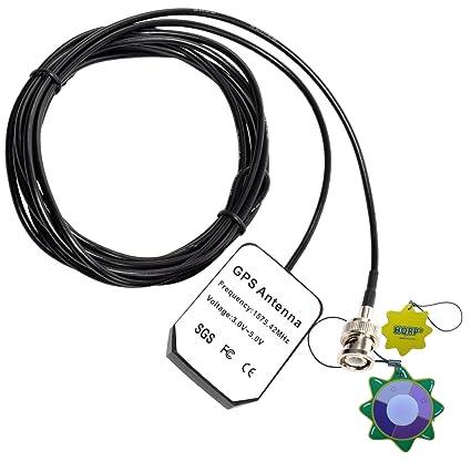 HQRP antena externa GPS para GPSMAP 130 / 135 Soundeur / 152 / 152H / 162