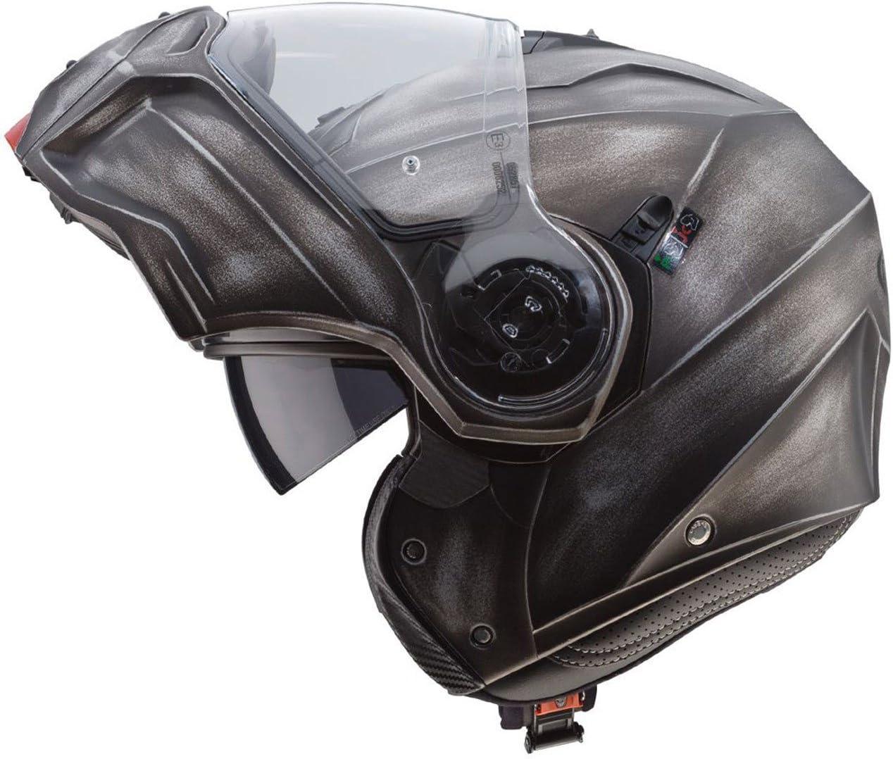 Caberg Droid Iron Flip Front Motorcycle Helmet