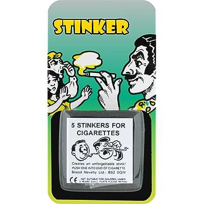 5 bûches puantes pour cigarettes