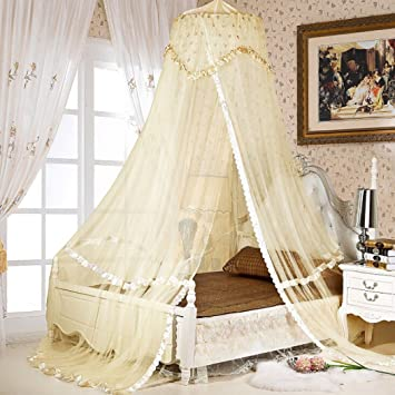 Justdolife Hängende Bett Net Moskitonetz Breathable Einfache Installation Bett  Baldachin Prinzessin Moskitonetz Für Den Sommer