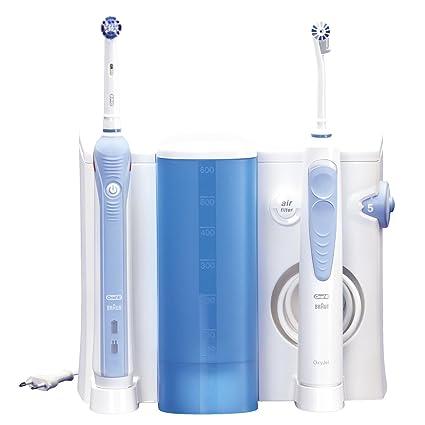 Oral-B OC20525 - Cepillo de dientes electrico recargable y irrigador bucal 03c2a58ca126