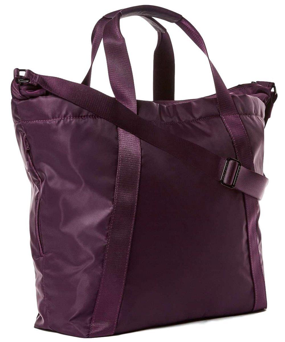 Lululemon Carry the Day Tote Bag Yoga Gym Travel Handbag (Dark Adobe) e4521176230c8